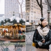 Bryant Park Holiday Market, NYC