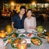 Seafood dinner, Jimbaran Beach, Bali