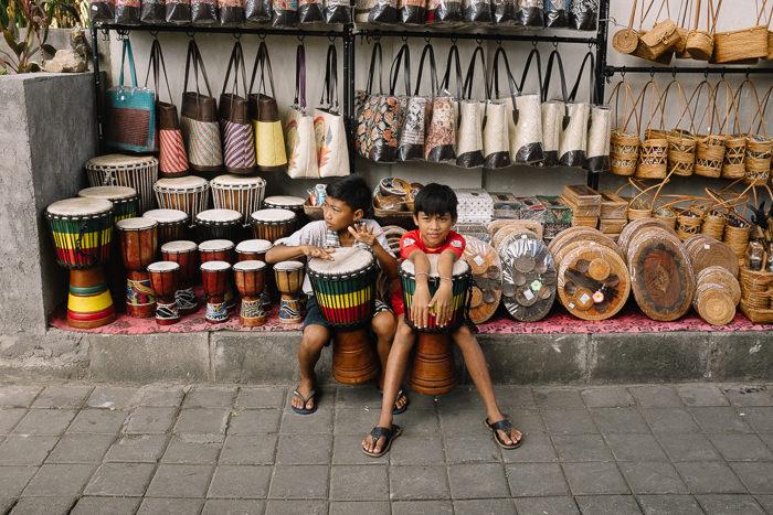 Ubud Markets, Bali
