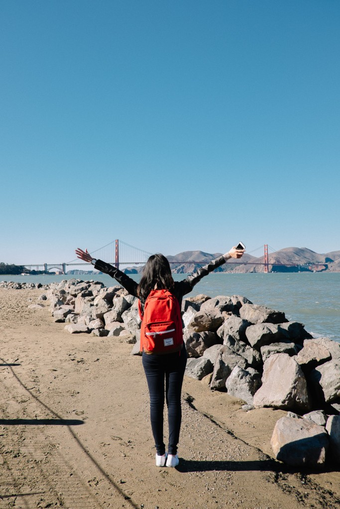 Golden Gate Bridge to Sausalito