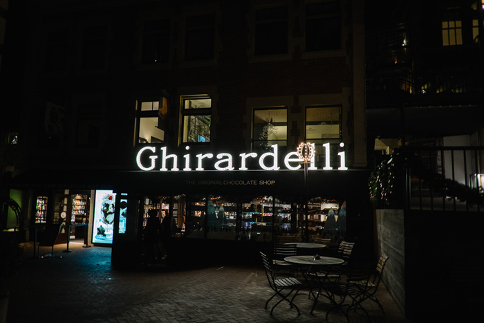 Ghiradelli Square, San Francisco
