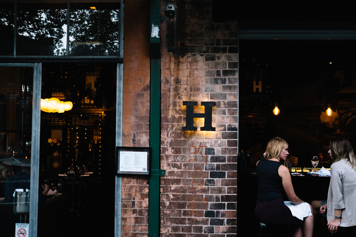 Bar H, Surry Hills