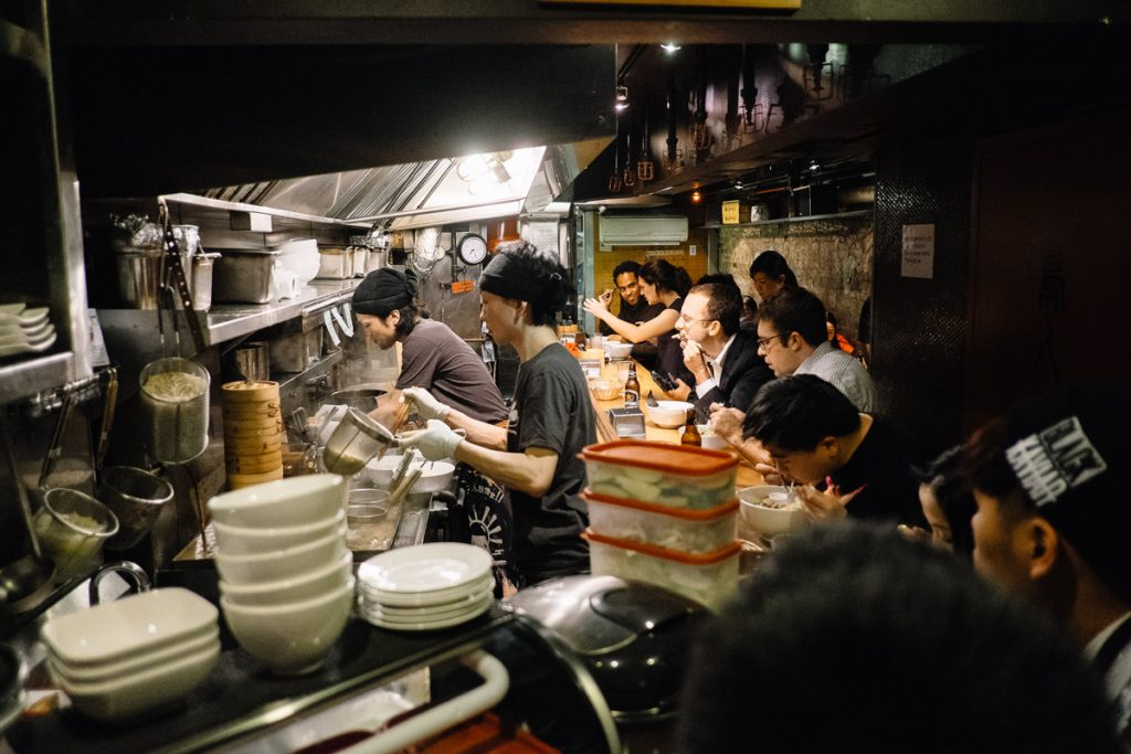 Totto Ramen, NYC