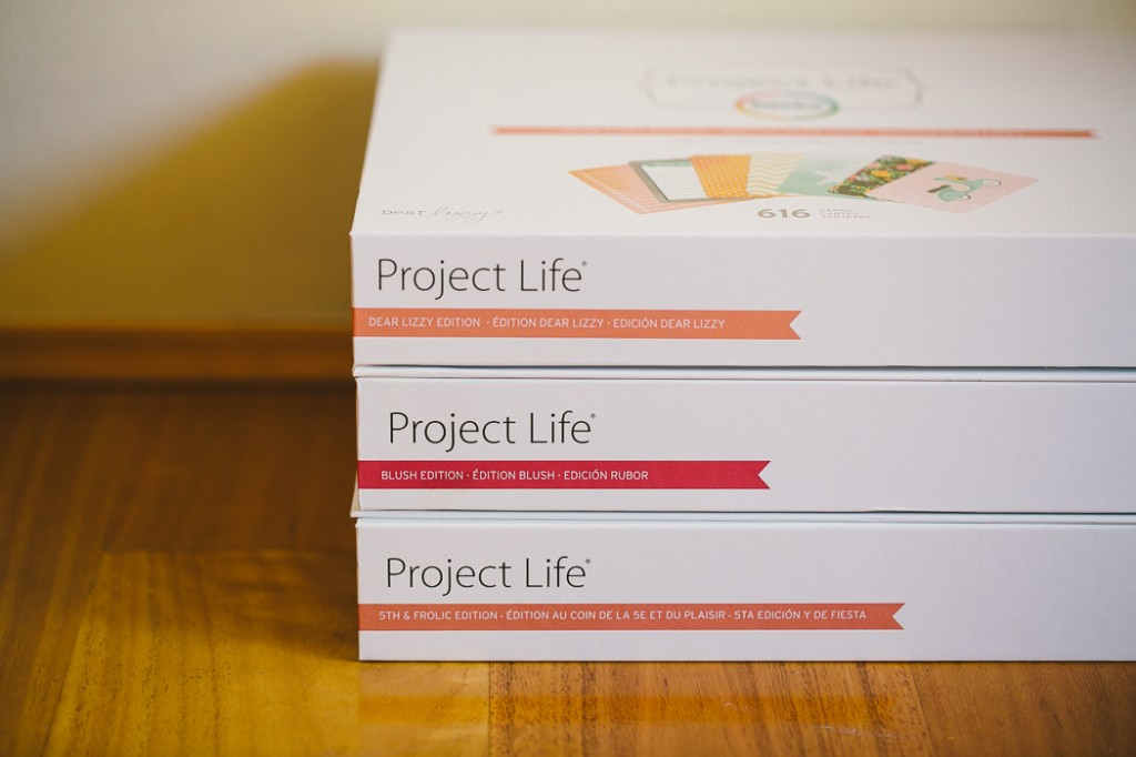 project life; weeks 1 & 2