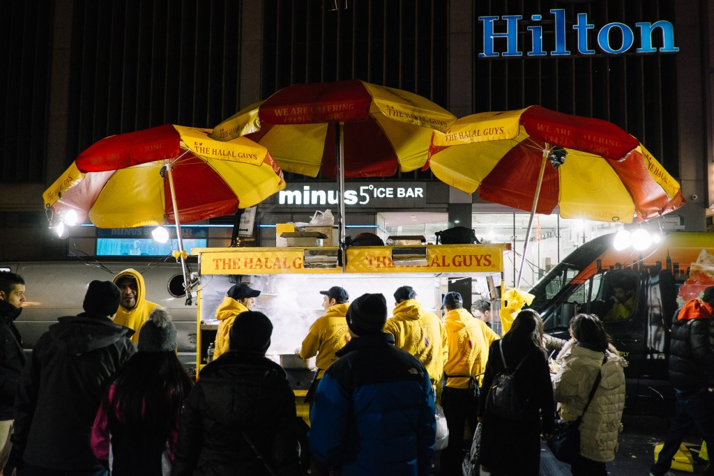 Our NYC Favourite – Halal Guys