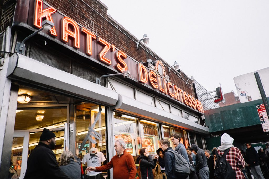 Katz Deli & Momofuku Milk Bar, East Village