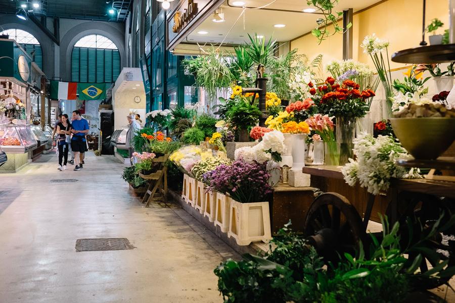 Mercato Centrale, Florence